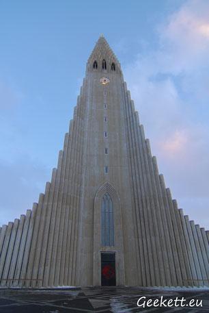 Cathédrale de Reykjavik