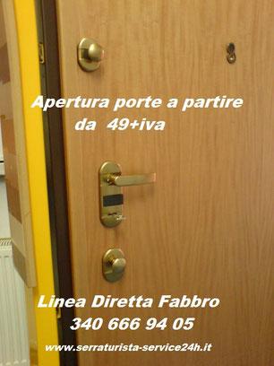 Pronto Intervento Fabbro H24/7 Varese
