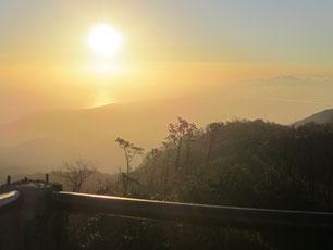 Sonnenuntergang auf Grand Piedra