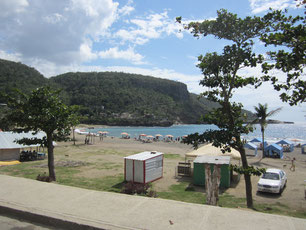 Strand in Siboney