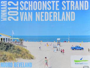 Auszeichnung für Strand De Banjaard