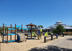 Spielplatz Ferienpark Noordzee Résidence De Banjaard