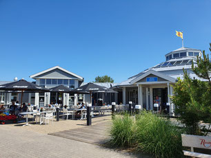 Parkzentrum mit Terasse Noordzee Résidence De Banjaard