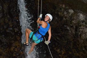 La Roca Canyoneering