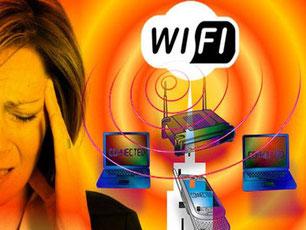 Protection électromagnétique - pélerinage bien-être