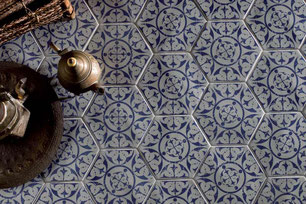 Souk Wall and Floor Tile