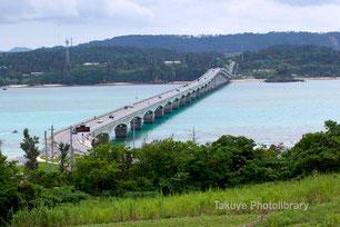 沖縄写真 古宇利大橋 沖縄の風景