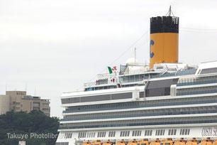 クルーズ船 コスタセレーナ