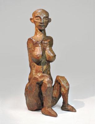 Figur 260, Bronze, 2015,22,5x9x11cm