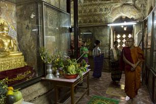 Olivier Philippot Photo - Reportage photo - Dans les temples de Bagan