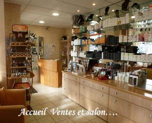 vente produits cosmétiques