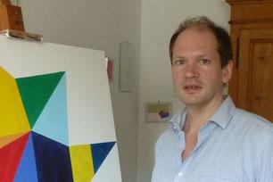 Johannes Krämer freischaffender Künstler