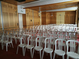 location chaise pour séminaire et congrés  à Marseille séminaire et congrés