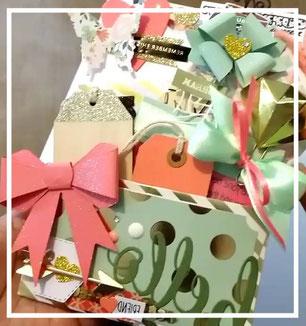 slakkenpost paper bag flipbook