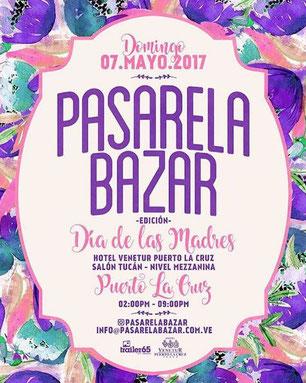 Pasarela Bazar - Día de las Madres / Puerto La Cruz