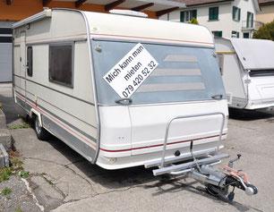 Mietwohnwagen LMC Dominant Wohnwagen mieten