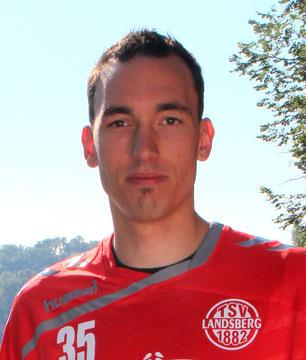 Johannes Kauter TSV Landsberg Handball