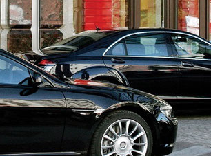 Chauffeur, VIP Driver and Limousine Service - Airport Transfer and Shuttle Service Switzerland Europe