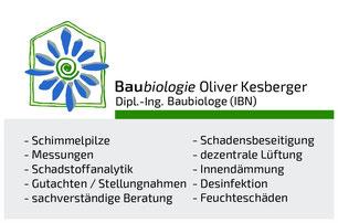 Baubiologie, Kesberger, Baubiologe, Grünstadt, Ebertsheim