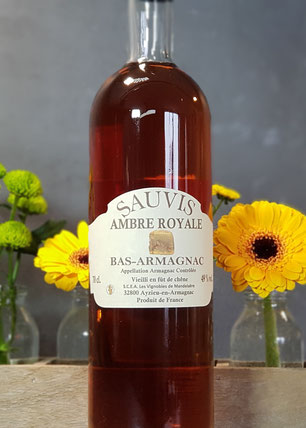 Armagnac in bio- dynamischer Qualität