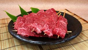 飛騨牛ステーキ串