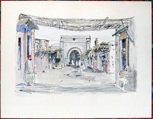 Nr. 1995;  Orientalische Szene