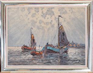 Nr. 3665 Fischerboote