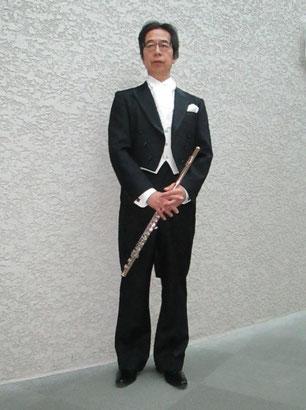Takanoも久々の燕尾服!