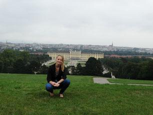 Wenen; Schonbrunn; Everywhere the sun goes