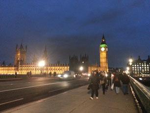 London; Big Ben; The City