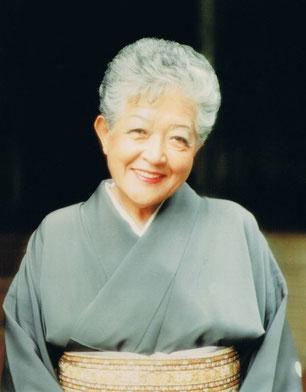 養和会創始者 塩月弥栄子(1918年4月4日~2015年3月8日)