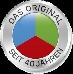 Das Original seit 40 Jahren – Structogram