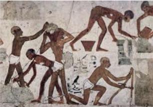intussen was het tij gekeerd en werden zij als slaven mishandeld