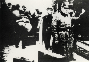 Deportation from Fulda to Kassel on 8.12.1941 and from there to Riga