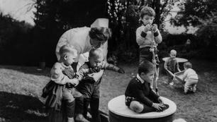 Betriebskita Geschwister Fausel, Wilhelmsdorft 1966