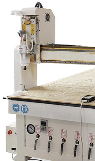 CNC Fräsmaschine für Holzschilder