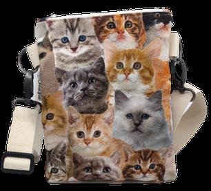Taschen für Katzenliebhaber