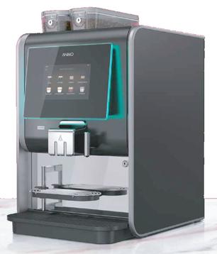 Kaffeemaschine Brewi Touch - Fa. Gabriele Knoflach-Eitzinger