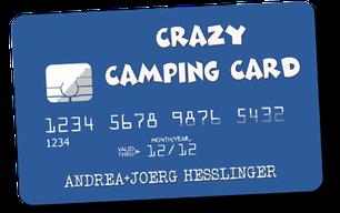 Camping-Card ACSI, ADAC Europa