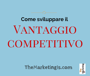 Il vantaggio competitivo di Porter per la strategia di brand marketing