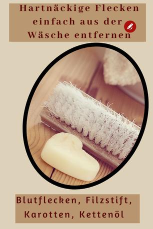 Flecken entfernen einfach: #fleckenentfernung #wäsche Eddingflecken, Kettenöl, Filzstift, Karottenflecken,Eigelbflecken einfach entfernen