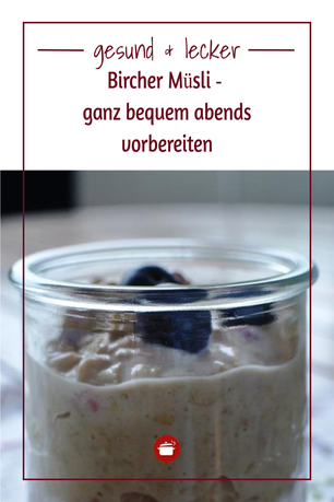 Bircher Müsli #overnightoats #brunch #birchermüsli #thermomixrezepte
