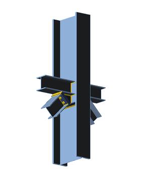 Symmetrischer Anschluss
