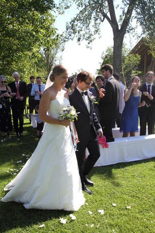 Freie Rednerin Katharina Lehmkuhl Freie Trauung Bayern Ehe für alle