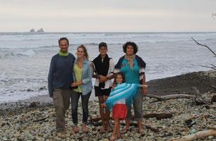 sur la route du soleil en Equateur
