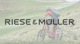 Alle e-MTB Modelle von Riese & Müller bei e-MTB.de entdecken