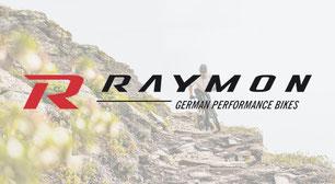 Alle Modelle der e-MTB Marke R Raymon bei e-MTB.de entdecken