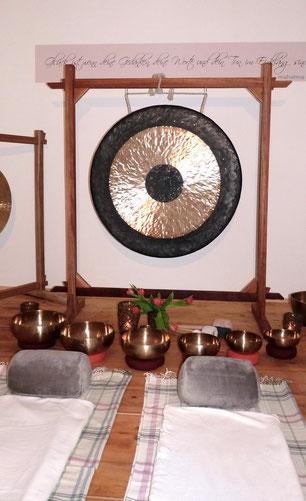 Räume für die Klangmeditation