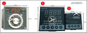 Control de temperatura para hornos