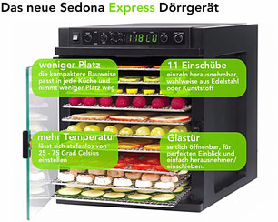 Sedona Express Dörrautomat
